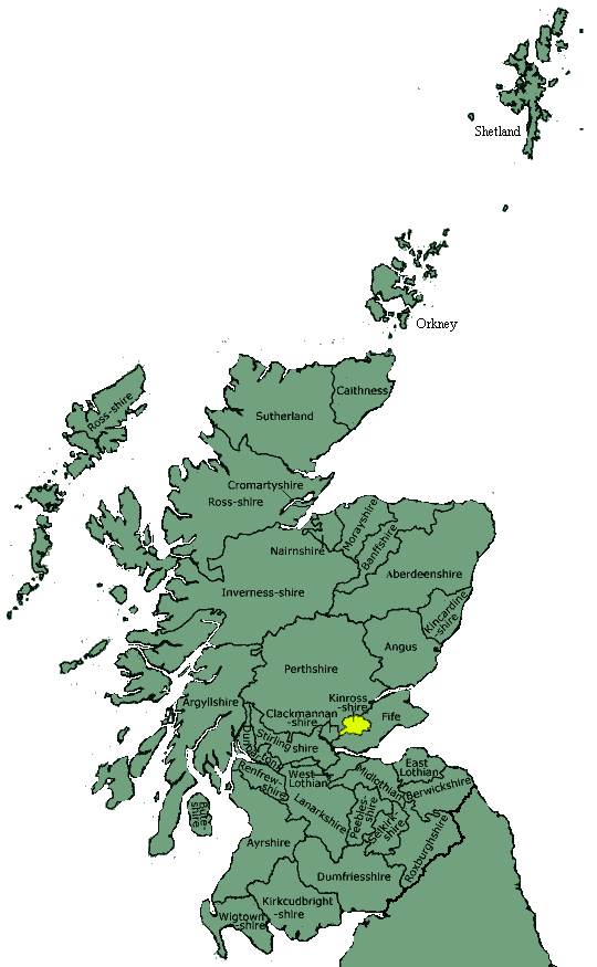 kinross-shire_map
