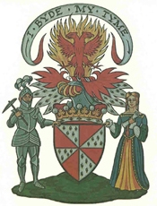 earl of loudoun coat of arms