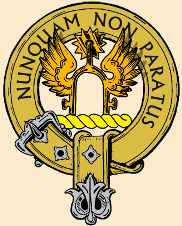 Johnstone crest badge