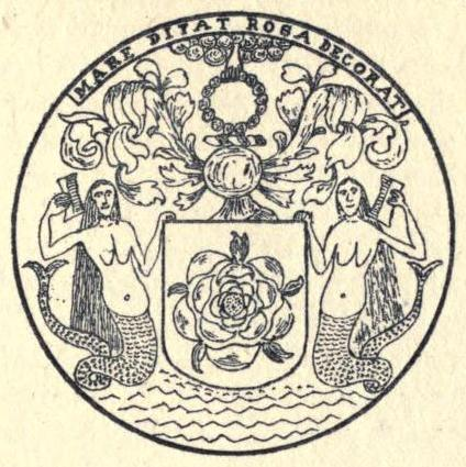 seal of the royal burgh of montrose