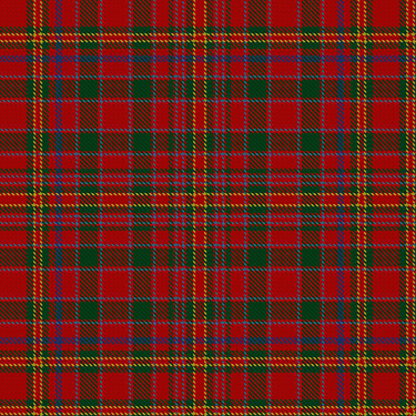 MacAlister tartan (Gourlay Steele Collection)