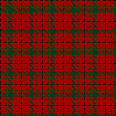 MacDonald Lord of the Isles (or MacDonald of Sleat) tartan