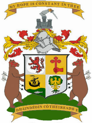 macdonald of clanranald coat of arms