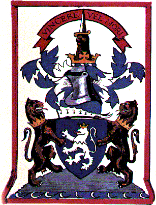 macdowall of garthland coat of arms
