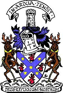 malcolm of poltalloch coat of arms