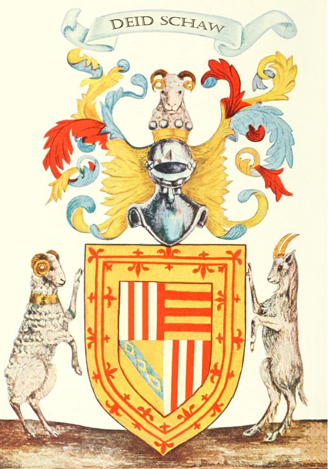 Earl of Gowrie coat of arms (Peerage of Scotland, 1581)