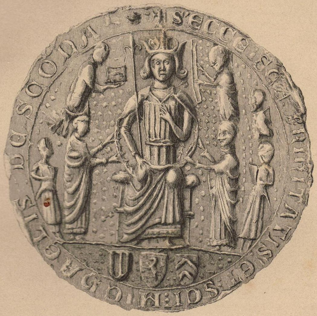 seal of the monastery of scone